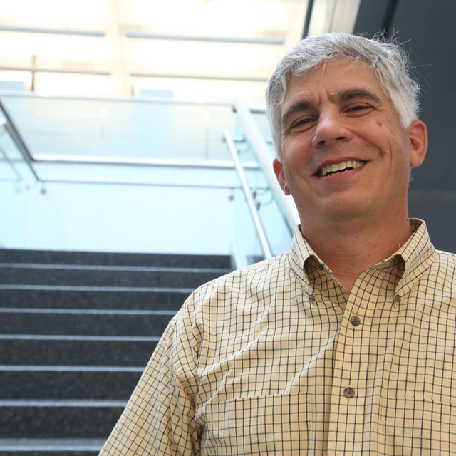 Michael Psarouthakis, assistant director of the Venture Center at U-M Tech Transfer.